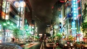Sul Giappone e le case