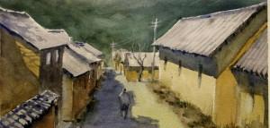 L'incantesimo del villaggio