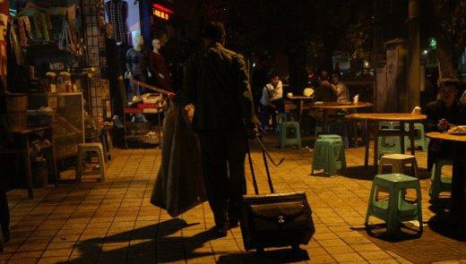 Nella vita, almeno due volte a Chongqing
