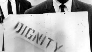 La dignità: trattare una persona come tale