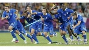 Europei 2012: Italia-Spagna