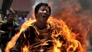 Il Tibet invisibile: le immolazioni