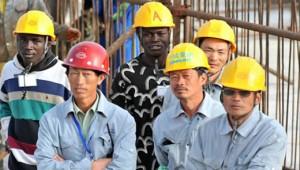 I cinesi in Africa