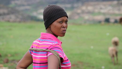 Cinesi in Lesotho