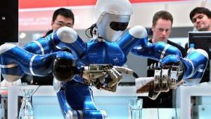 Foxconn: 300mila robot entro il 2014
