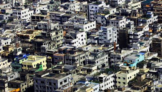 Il nemico dell'urbanizzazione