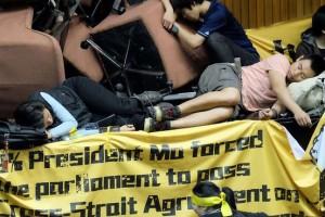Dietro alle proteste: i quattro conflitti della società taiwanese