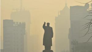 La Cina nello smog