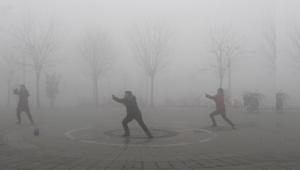 La Cina nello smog (parte 2)