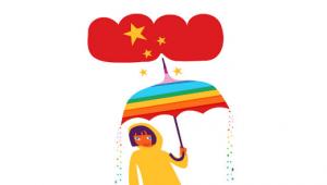 #HK La rivoluzione degli ombrelli