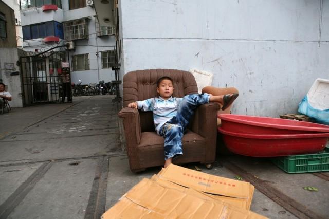 Zai Jie Tou: la Cina va fotografata dal basso, o meglio dalla strada